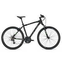 Bicicleta Focus Crater Lake Elite 21G DI blackm 2017