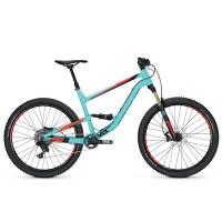 Bicicleta Focus Vice SL 11G 27.5 aquabluematt 2017