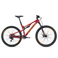 Bicicleta Focus Spine Evo Donna 11G 27.5 cherryred 2017