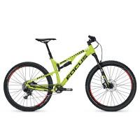 Bicicleta Focus Spine Evo 11G 27.5 limegreen 2017