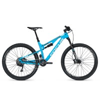 Bicicleta Focus Spine C Lite 22G 27.5 blue/white 2017