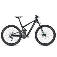 Bicicleta Focus Jam C Pro 22G 27.5 black/lightblue 2017