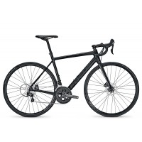 Bicicleta Focus Cayo Disc Tiagra carbon/black 2017