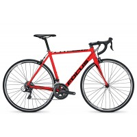 Bicicleta Focus Cayo Al Sora 18G firered 2017