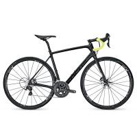 Bicicleta Focus Paralane Ultegra 22G black/decal glossy  2017