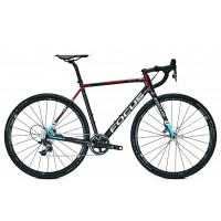 Bicicleta Focus Mares Force 1 11G carbon/red/blue 2017