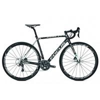 Bicicleta Focus Mares Ultegra 22G carbon/white/blue 2017