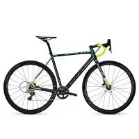 Bicicleta Focus Mares Rival 11G carbon/blue/green 2017