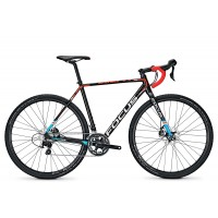 Bicicleta Focus Mares Al 105 22G magicblack 2017