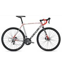 Bicicleta Focus Mares Al Tiagra 20G chromosilver 2017