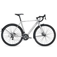 Bicicleta Focus Mares Al Tiagra Commuter 20G chromosilver 2017