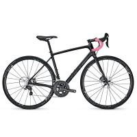 Bicicleta Focus Paralane Donna Ultegra 22G black/decal glossy 2017