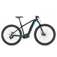 Bicicleta electrica Focus Bold2 29 Pro 11G 10.5Ah 36V black/blue 2017