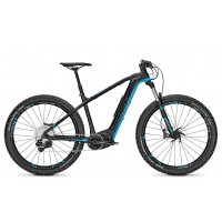 Bicicleta electrica Focus Bold2 Plus 11G 27.5 10.5Ah 36V black/blue 2017