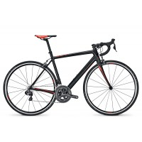 Bicicleta Focus Cayo Ultegra DI2 22G carbon/red/black 2017