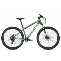 Bicicleta Focus Whistler SL 27 11G mineralgreenmatt 2017