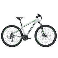 Bicicleta Focus Whistler Elite 27 24G palermosilver 2017