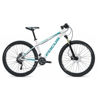 Bicicleta Focus Black Forest Donna LTD 27 20G white 2017