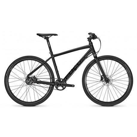 Bicicleta Focus Planet Lite 8G magicblackmatt 2017