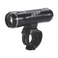 BBB Far fata HighFocus 170 lumeni negru 3xAAA
