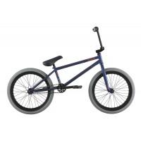 Bicicleta BMX HARO Midway albastru mat 20.5 2017