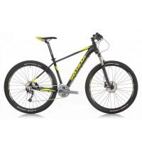 Bicicleta Shockblaze R6 27.5 negru mat 2017 48 cm
