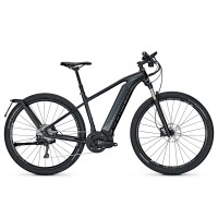 Bicicleta electrica Focus Jarifa I29 Speed 11G 17 Ah 36V black/black 2017