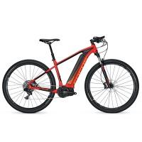 Bicicleta electrica Focus Jarifa I29 Pro 11G 17AH 36V red/black 2017