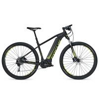 Bicicleta electrica Focus Jarifa I29 10G 17Ah 36V black/black 2017