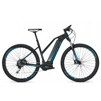 Bicicleta electrica Focus jarifa I29 Donna 10G 17Ah 36V black/black 2017
