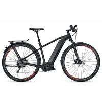 Bicicleta electrica Focus Jarifa IStreet Pro 29 10G 17Ah 36V black/black 2017