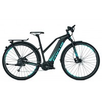 Bicicleta electrica Focus Jarifa IStreet 29 9G 17Ah 36V blue/black 2017