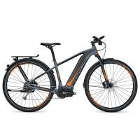 Bicicleta electrica Focus Jarifa IStreet 29 9G 17Ah 36V nimbusgrey matt 2017