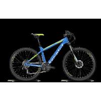 Bicicleta Focus Whistler Evo 27 27G albastra 2016-480 mm