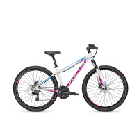 Bicicleta Focus Whistler Core Donna 27 21G alba 2016-400 mm