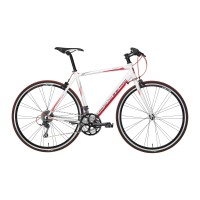 Bicicleta Adriatica Tiger RS alba 2016-540 mm