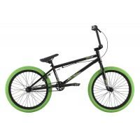 Bicicleta BMX HARO Downtown neagra 20.3 2017