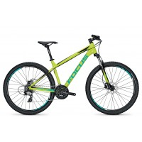Bicicleta Focus Whistler Elite 27 24G limegreen 2017 - 440mm (M)