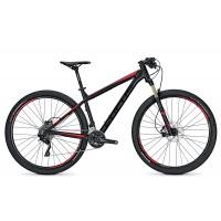 Bicicleta Focus Black Forest LTD 29 20G magicblackmatt 2017 - 500mm (L)