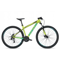 Bicicleta Focus Whistler Elite 29 24G limegreen 2017 - 420mm (S)