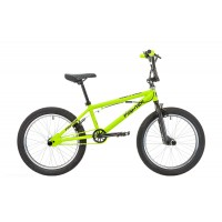 Bicicleta BMX Sprint Fighter 20 verde 2017